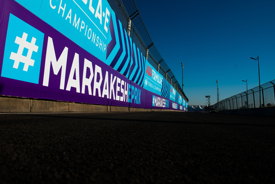 Lou Johnson, Marrakesh E-Prix, Morocco, 10/01/2019 10:19:58 Thumbnail
