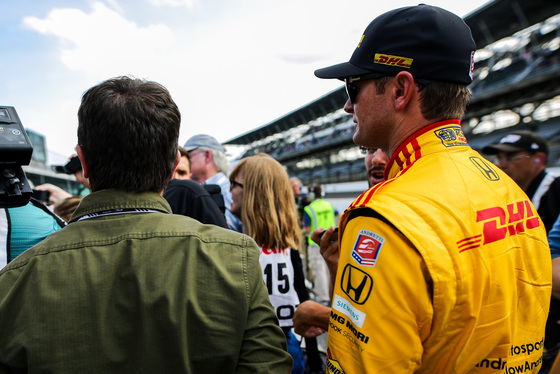 Andy Clary, Indianapolis 500, United States, 19/05/2018 17:55:18 Thumbnail