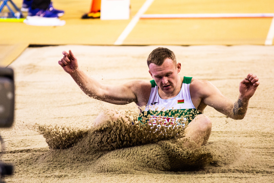 Adam Pigott, European Indoor Athletics Championships, UK, 02/03/2019 13:31:26 Thumbnail