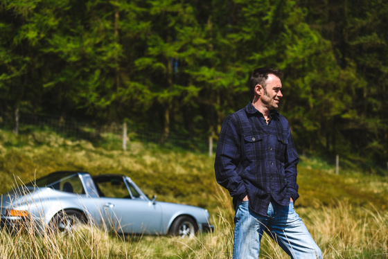 Dan Bathie, Electric Porsche 911 photoshoot, UK, 03/05/2017 11:37:56 Thumbnail