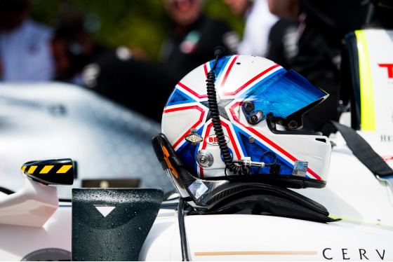 Lou Johnson, Goodwood Festival of Speed, UK, 05/07/2019 11:48:07 Thumbnail