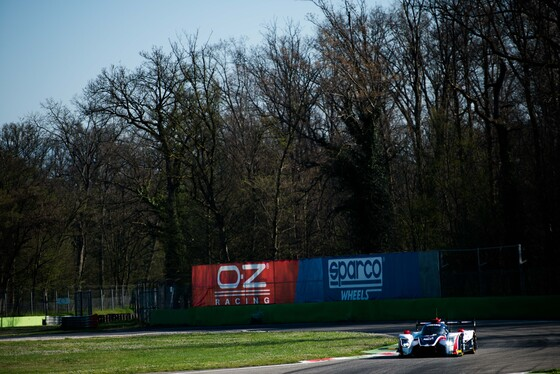 Lou Johnson, European Le Mans Series, Italy, 28/03/2017 09:01:00 Thumbnail