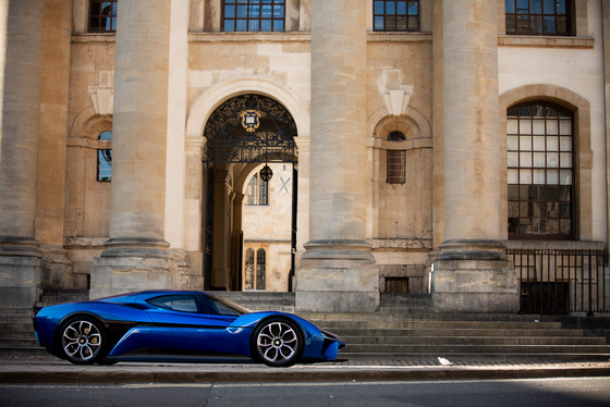 NIO at Oxford EV Show 2019 Album Cover Photo