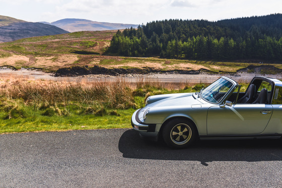 Dan Bathie, Electric Porsche 911 photoshoot, UK, 03/05/2017 11:44:33 Thumbnail
