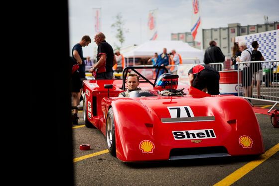 James Lynch, Silverstone Classic, UK, 26/07/2019 09:51:59 Thumbnail