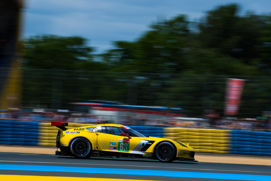Lou Johnson, 24 hours of Le Mans, France, 17/06/2018 14:04:50 Thumbnail