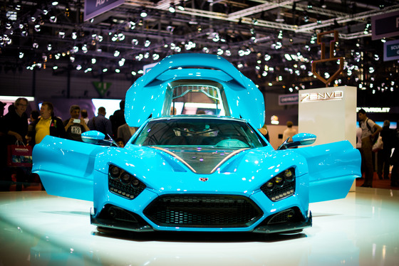 Marta Rovatti Studihrad, Geneva International Motor Show, Switzerland, 16/03/2017 13:26:15 Thumbnail