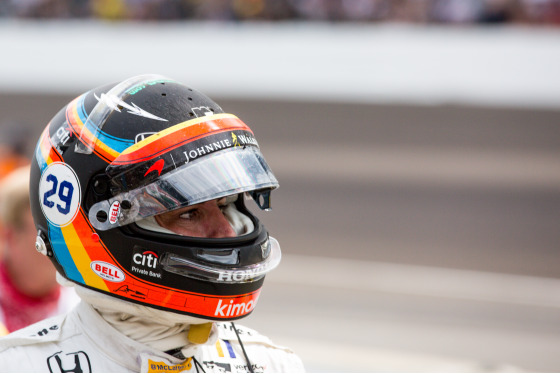 Andy Clary, Indianapolis 500, United States, 28/05/2017 15:24:55 Thumbnail