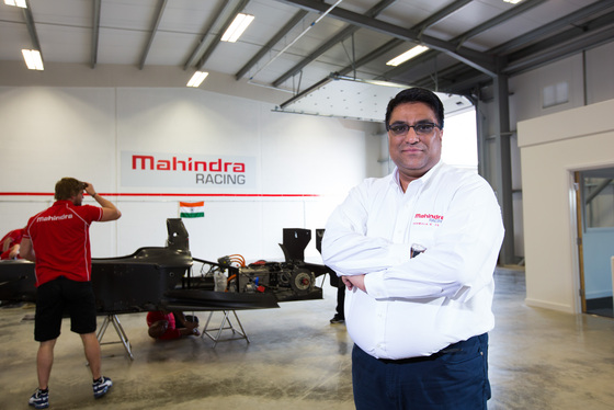 Shivraj Gohil, Formula E Launch Day, UK, 15/05/2014 16:53:08 Thumbnail