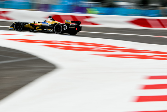 Lou Johnson, Marrakesh ePrix, Morocco, 13/01/2018 12:05:07 Thumbnail