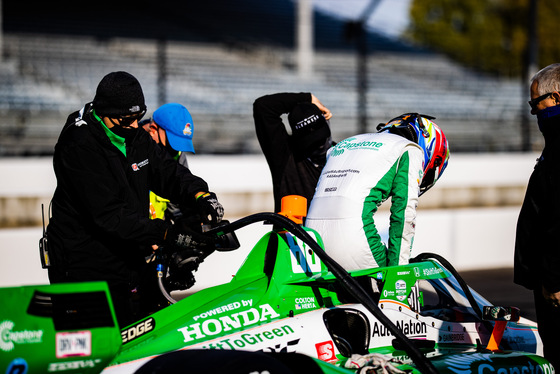 Andy Clary, INDYCAR Harvest GP Race 2, United States, 03/10/2020 10:13:42 Thumbnail