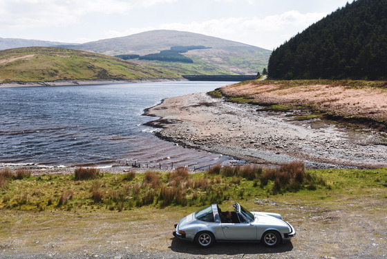 Dan Bathie, Electric Porsche 911 photoshoot, UK, 03/05/2017 11:56:58 Thumbnail
