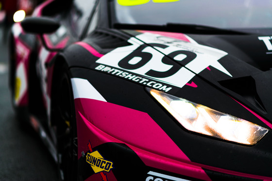 Jamie Sheldrick, British GT Rounds 1-2, UK, 02/04/2018 11:46:29 Thumbnail