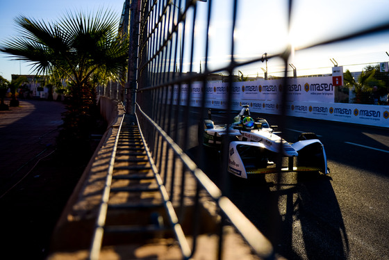 Lou Johnson, Marrakesh ePrix, Morocco, 13/01/2018 08:26:32 Thumbnail