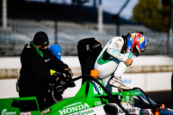 Andy Clary, INDYCAR Harvest GP Race 2, United States, 03/10/2020 10:13:40 Thumbnail