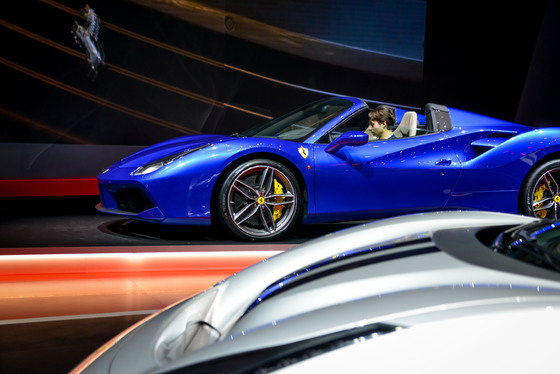 Marta Rovatti Studihrad, Geneva International Motor Show, Switzerland, 07/03/2018 16:36:38 Thumbnail