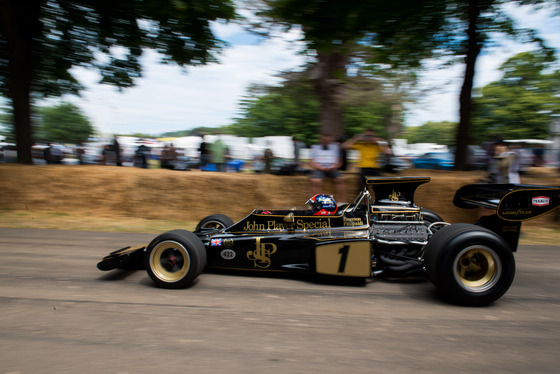 Lou Johnson, Goodwood Festival of Speed, UK, 05/07/2019 12:48:15 Thumbnail