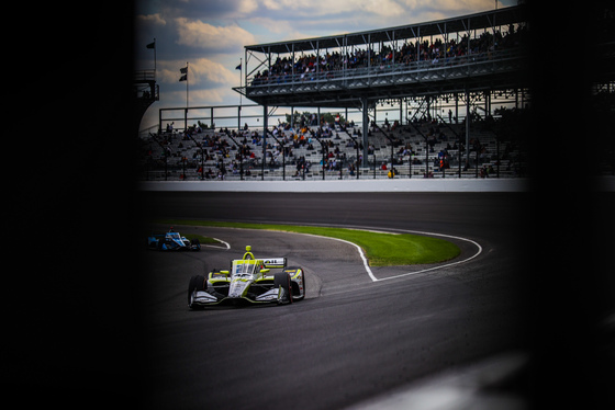 Andy Clary, INDYCAR Harvest GP Race 2, United States, 03/10/2020 14:54:56 Thumbnail