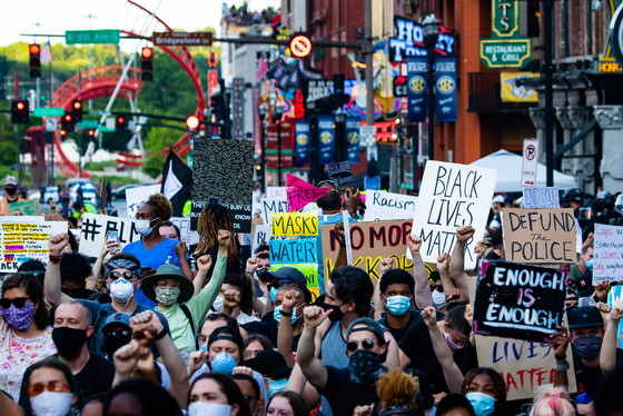 Kenneth Midgett, Black Lives Matter Peaceful Protest, United States, 14/06/2020 16:58:51 Thumbnail
