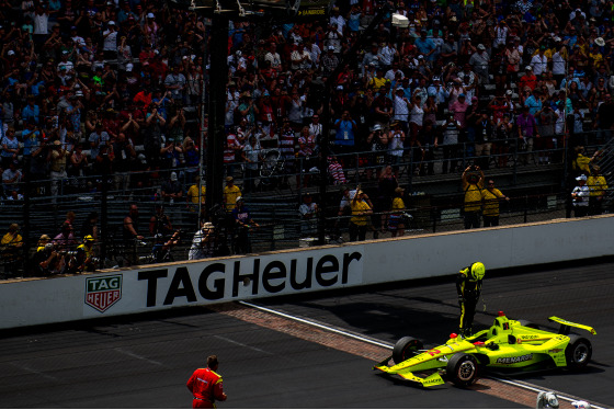 Peter Minnig, Indianapolis 500, United States, 26/05/2019 16:00:31 Thumbnail