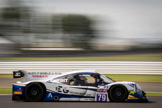 Nic Redhead, LMP3 Cup Silverstone, UK, 01/07/2017 09:40:50 Thumbnail