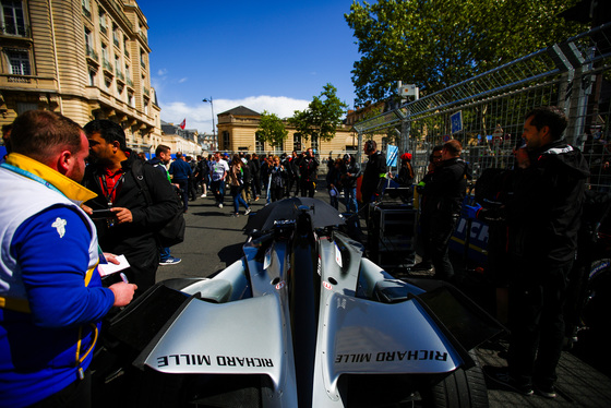 Shivraj Gohil, Paris ePrix, France, 27/04/2019 15:37:50 Thumbnail