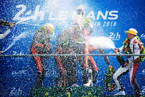 Lou Johnson, 24 hours of Le Mans, France, 17/06/2018 15:51:39 Thumbnail