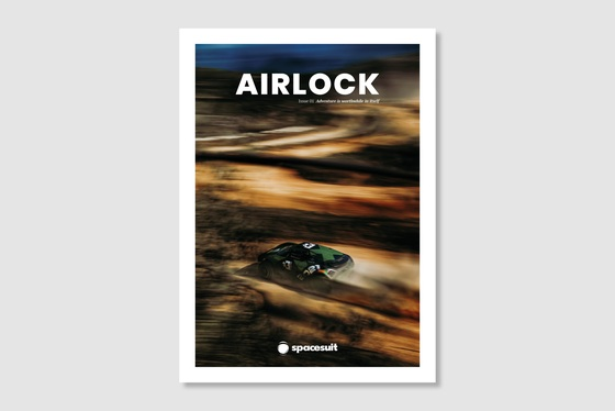 Airlock: issue 01 images Album Cover Photo