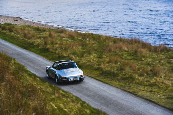 Dan Bathie, Electric Porsche 911 photoshoot, UK, 03/05/2017 11:53:27 Thumbnail