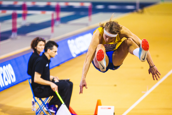 Adam Pigott, European Indoor Athletics Championships, UK, 02/03/2019 13:32:27 Thumbnail