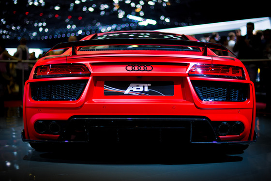 Marta Rovatti Studihrad, Geneva International Motor Show, Switzerland, 16/03/2017 13:54:38 Thumbnail