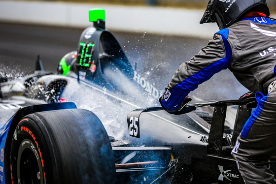 Andy Clary, Indianapolis 500, United States, 26/05/2019 14:09:19 Thumbnail