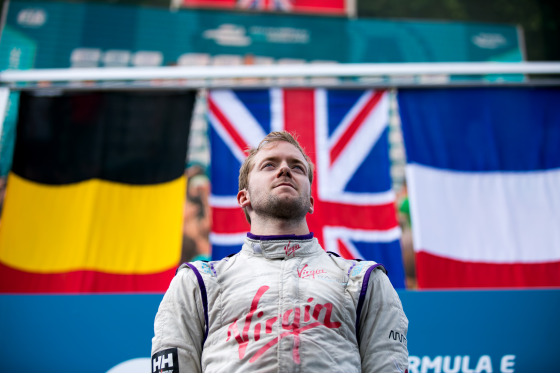 FIA Formula E: London 2015 Album Cover Photo