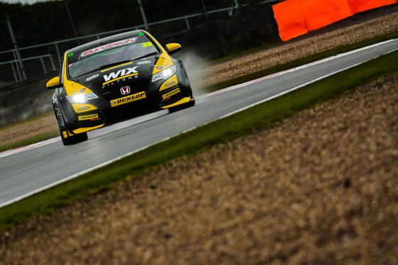 BTCC: Donington Park 2018 Album Cover Photo