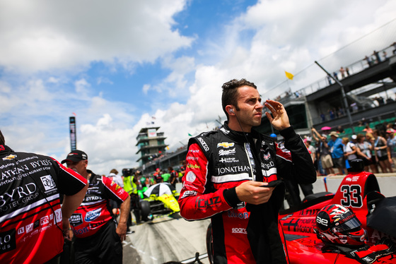Andy Clary, Indianapolis 500, United States, 19/05/2018 13:58:57 Thumbnail