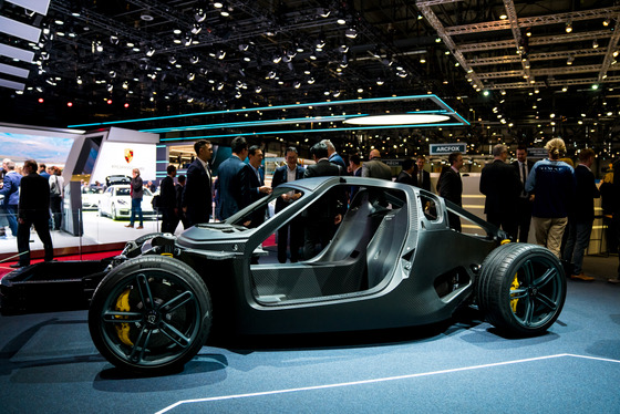 Dan Bathie, Geneva International Motor Show, Switzerland, 06/03/2019 11:16:21 Thumbnail