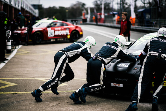 Jamie Sheldrick, British GT Rounds 1-2, UK, 31/03/2018 12:52:06 Thumbnail