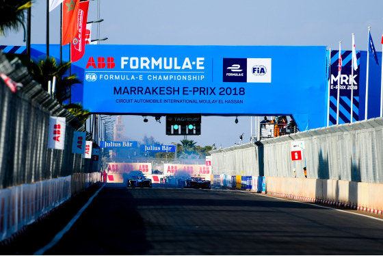 Lou Johnson, Marrakesh ePrix, Morocco, 13/01/2018 16:03:35 Thumbnail