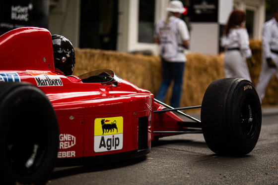 Shivraj Gohil, Goodwood Festival of Speed, UK, 05/07/2019 16:03:03 Thumbnail