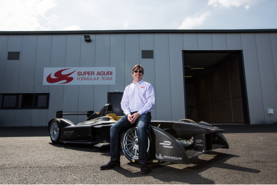 Shivraj Gohil, Formula E Launch Day, UK, 15/05/2014 15:09:05 Thumbnail