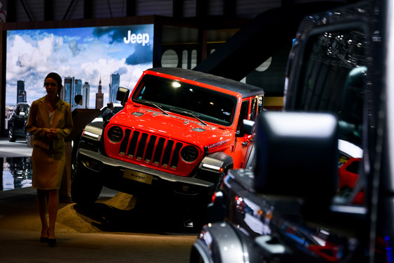 Marta Rovatti Studihrad, Geneva International Motor Show, Switzerland, 07/03/2018 17:09:54 Thumbnail