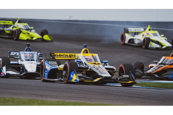 Taylor Robbins, INDYCAR Harvest GP Race 2, United States, 03/10/2020 14:32:54 Thumbnail