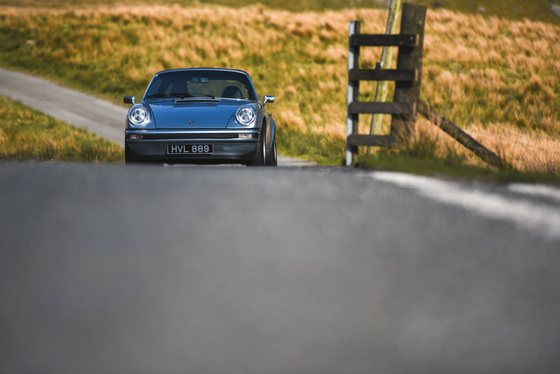 Dan Bathie, Electric Porsche 911 photoshoot, UK, 03/05/2017 09:54:09 Thumbnail