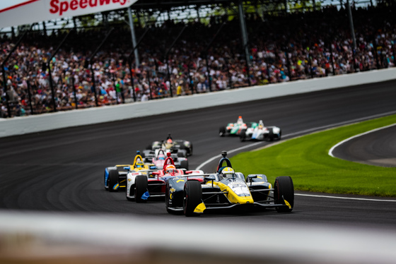 Andy Clary, Indianapolis 500, United States, 26/05/2019 12:58:55 Thumbnail