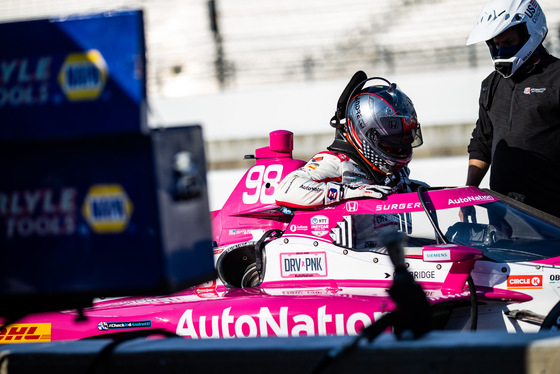 Andy Clary, INDYCAR Harvest GP Race 2, United States, 03/10/2020 10:11:32 Thumbnail
