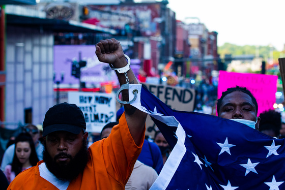 Kenneth Midgett, Black Lives Matter Peaceful Protest, United States, 14/06/2020 17:01:40 Thumbnail
