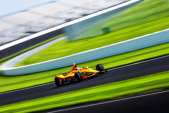 IndyCar: Indianapolis 500 practice 2019 Album Cover Photo