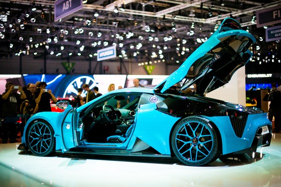 Marta Rovatti Studihrad, Geneva International Motor Show, Switzerland, 16/03/2017 13:26:41 Thumbnail