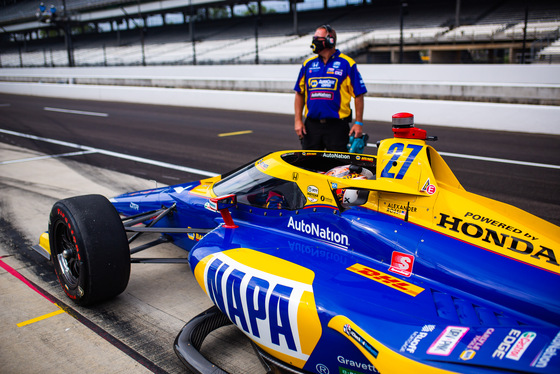 Kenneth Midgett, 104th Running of the Indianapolis 500, United States, 14/08/2020 10:01:31 Thumbnail