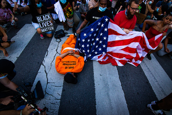 Kenneth Midgett, Black Lives Matter Peaceful Protest, United States, 14/06/2020 16:55:06 Thumbnail